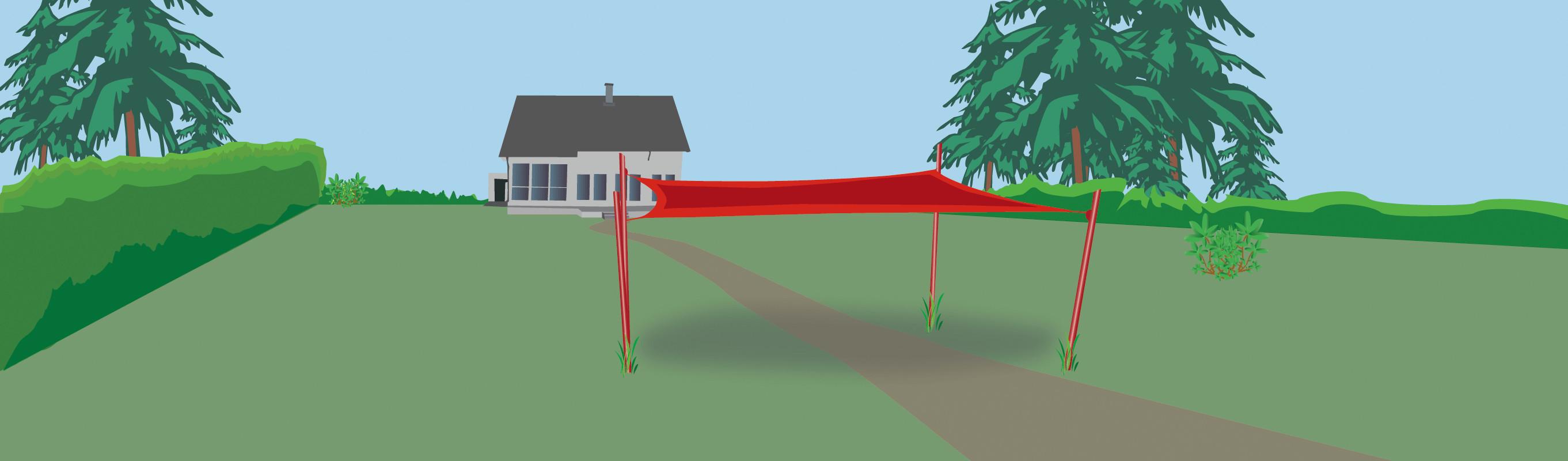 Sonnenschutz Fur Terrasse Selber Bauen Inspiration