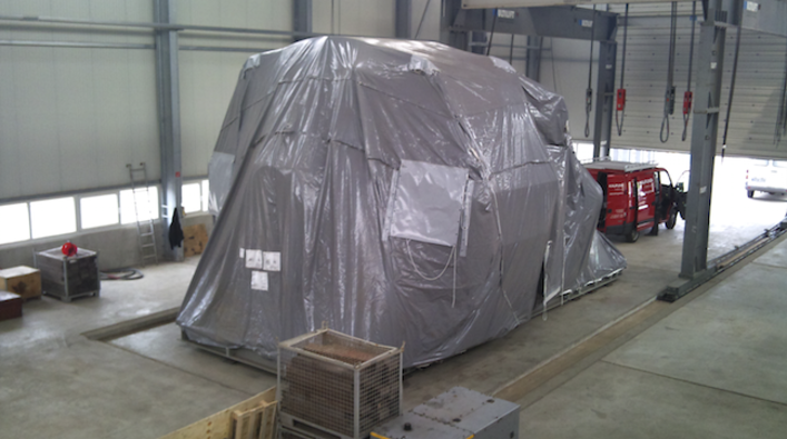 Transport Covers / Logistic Covers